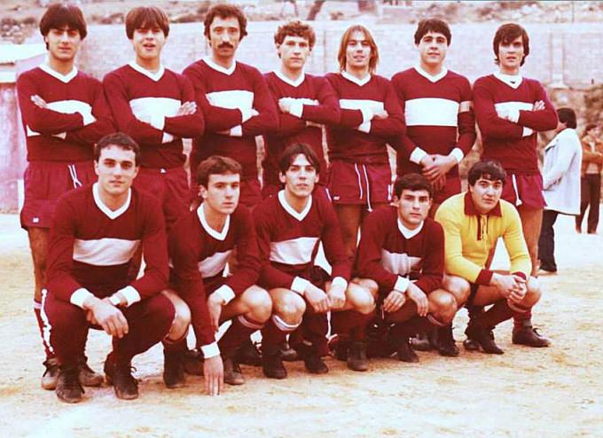 Arbus Calcio - 1980-1981
