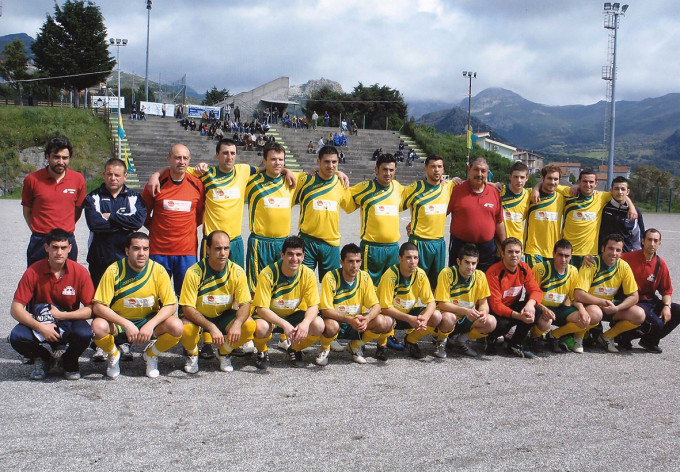 Cuglieri Seconda categoria 2009-2010 - vincente