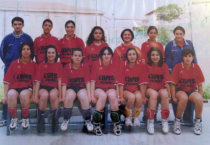 Fonni Volley 92 Femminile · anni novanta