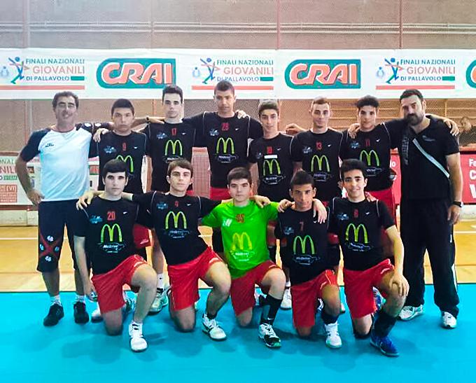 Gymland Under 15 - Oristano 2013-2014