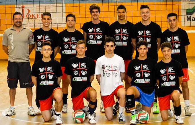 Gymland Under 17 - Oristano 2013-2014