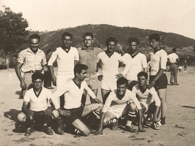 Polisportiva Ovodda anni sessanta DUE