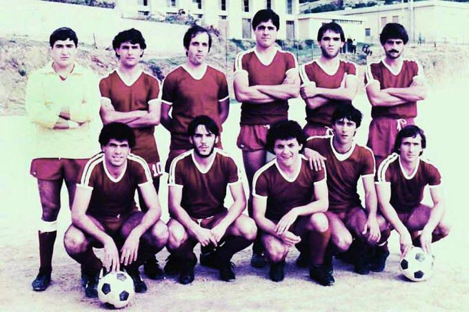 Arbus Calcio - 1982-1983