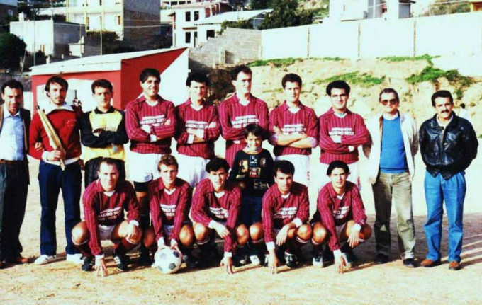 Arbus Calcio 1990-1991