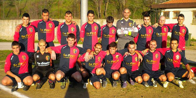 Atzara Calcio 2012-2013
