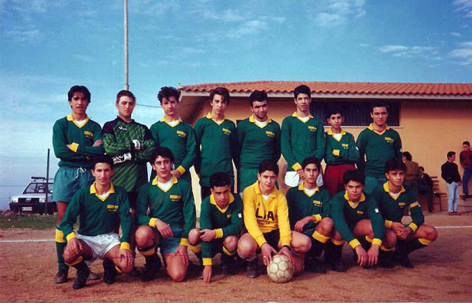 Cuglieri Allievi 1990-1991