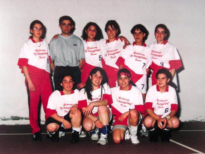Fonni Volley 92 Femminile --- anni novanta