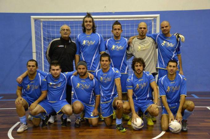 Futsal Palau - 2012-2013