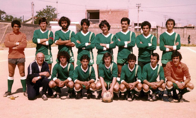 Gonnosfanadiga Calcio -- 1980-1981