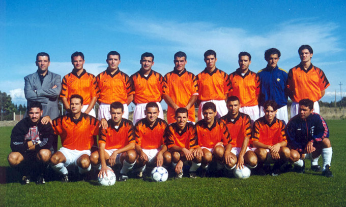 Gonnosfanadiga Calcio - 1998-1999