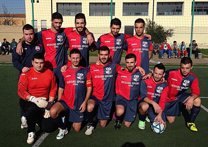 Polisportiva Isili - 2013-2014