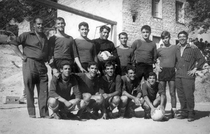 Polisportiva Ovodda - anni sessanta QUATTRO