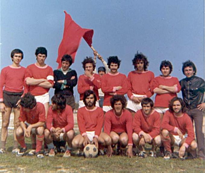 Polisportiva Ovodda - primi anni settanta