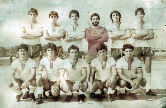 Samassi Calcio · anni ottanta 3