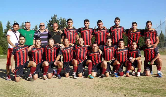 San Giorgio Perfugas - 2013-2014