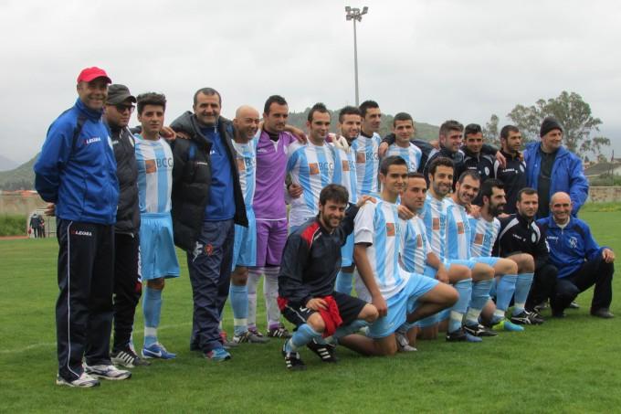 Santadi Calcio 2013-2014