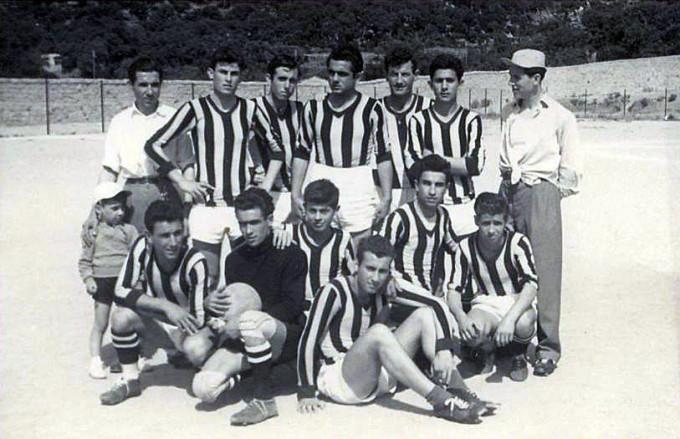 US Luogosanto - 1955-1956 TRE