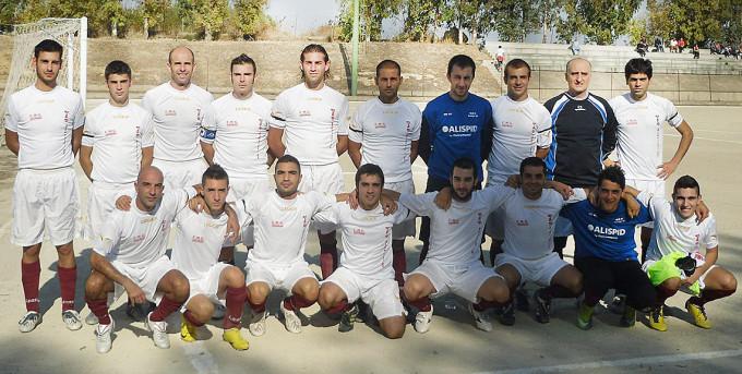 USD Samatzai - 2009-2010