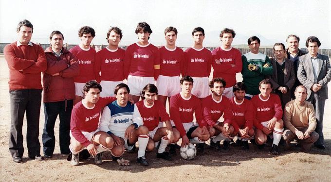 AC Serrenti 1981-1982