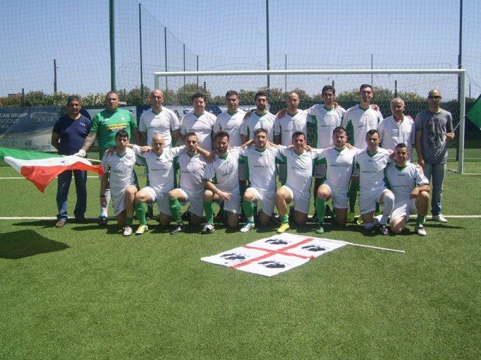 Benu Group Edilart - Cagliari 2013-2014