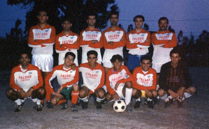 Faldor Donigala - anni novanta