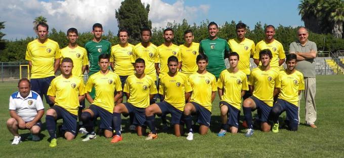 Fertilia Calcio · Alghero 2014-2015
