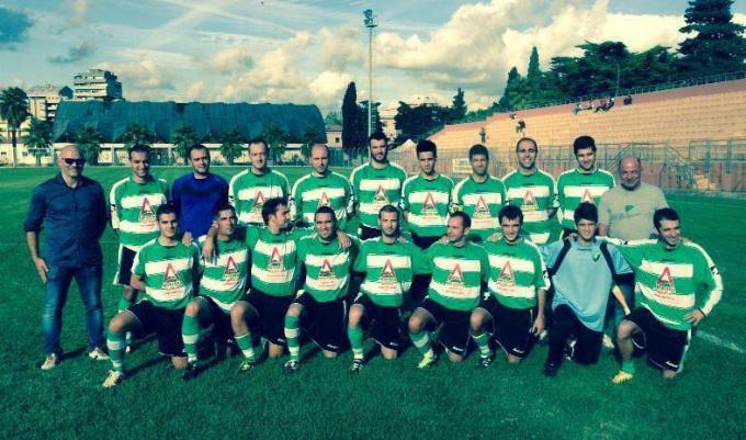 Folgore Calcio - Oristano 2013-2014