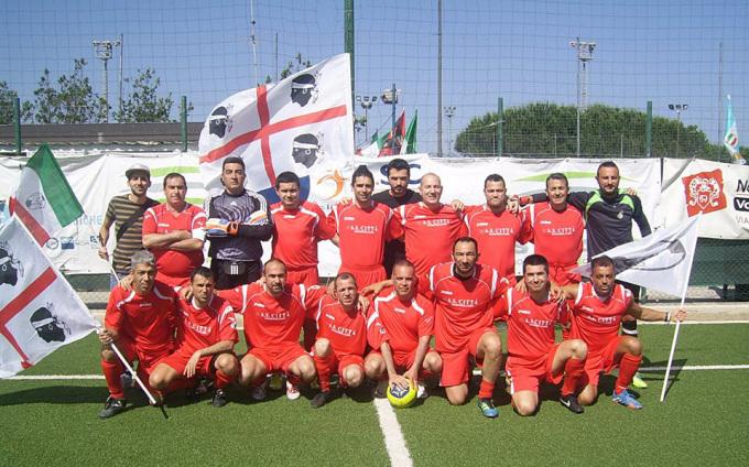 Jasnagora Calcio - Cagliari 2013-2014