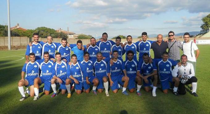 Norbello Calcio 2013-2014