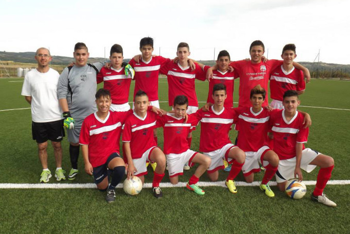 Polisportiva Isili Giovanissimi - 2013-2014