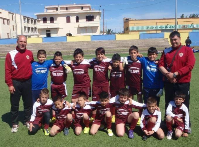 Polisportiva Ovodda Pulcini 2013-2014