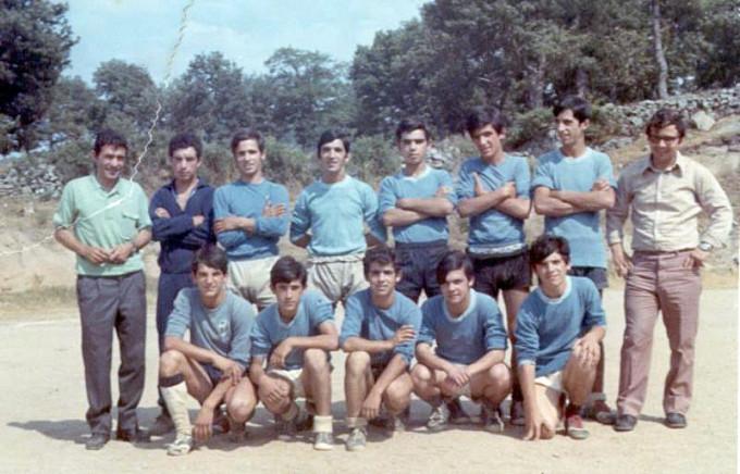 Polisportiva Ovodda - anni sessanta TRE