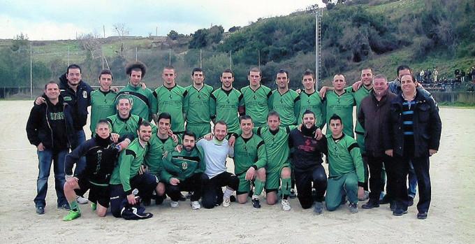 Thiesi Calcio - 2013-2014