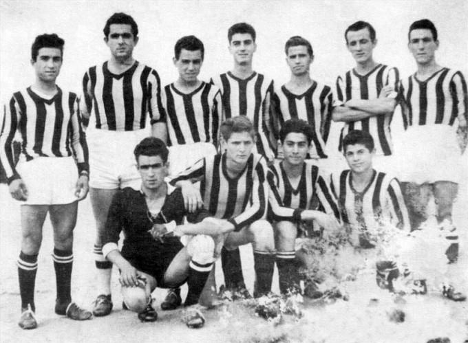 US Luogosanto - 1953-1954
