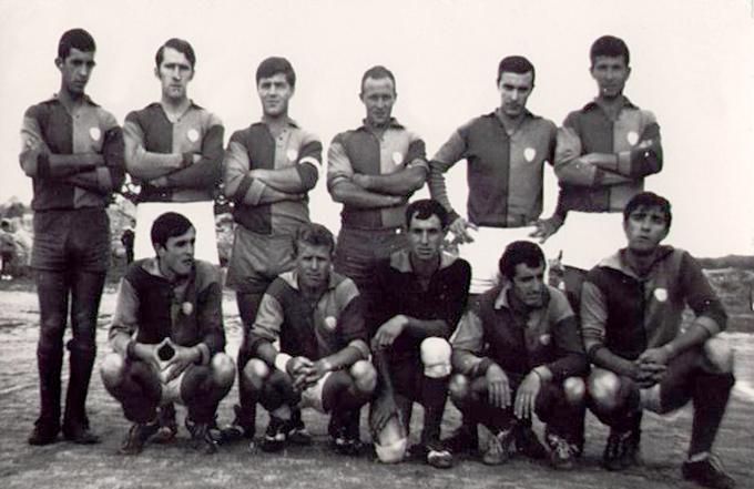 US Robur - Luogosanto 1969-1970