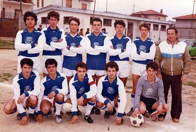 US Serrenti - 1983-1984