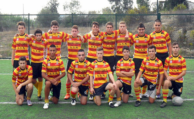Alguerugby Under 16 - 2014-2015
