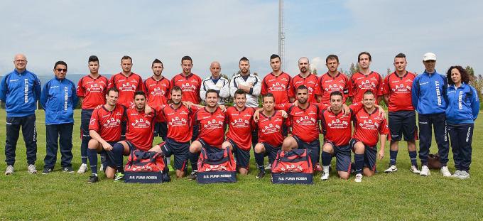 Furia Rossa - Baratili San Pietro 2013-2014