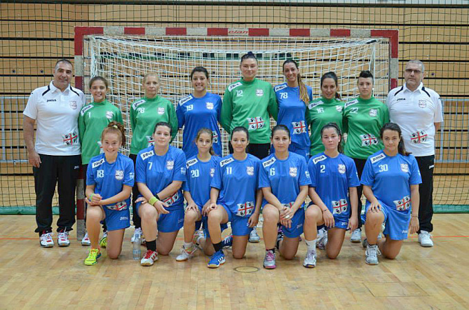 Handball Athletic Club Nuoro · 2014-2015 DUE