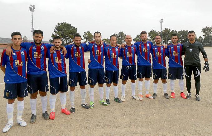 Palmas 95 2014-2015 DUE