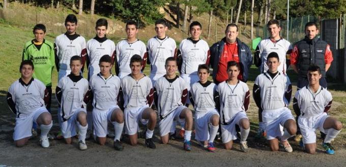 Polisportiva Ovodda Allievi 2013-2014