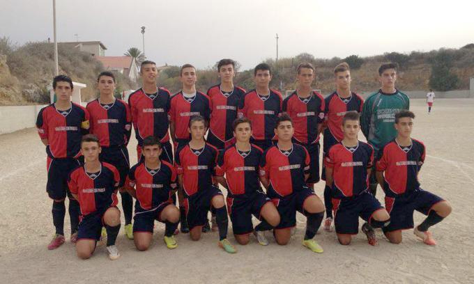 Porto Torres Allievi - 2014-2015