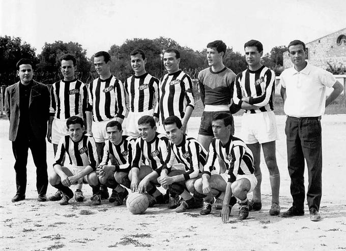 San Gavino Monreale - anni cinquanta
