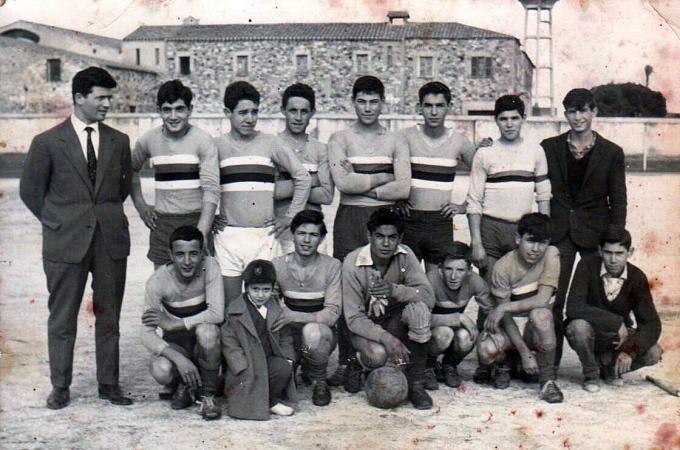 San Gavino Monreale - anni cinquanta B