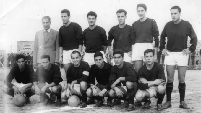 USD Gonnosfanadiga - 1961-1962