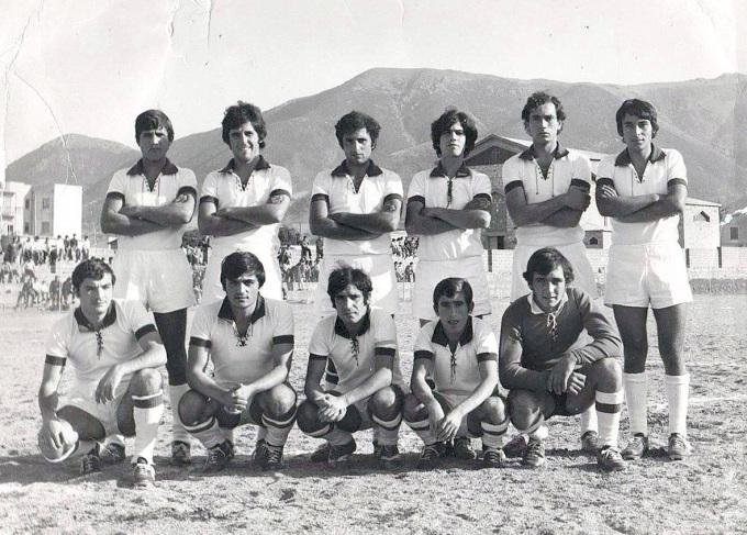 USD Gonnosfanadiga - 1971-1972