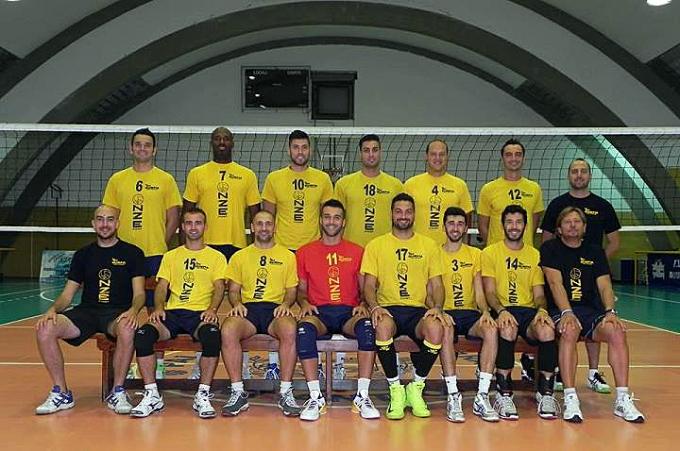 VBA Olimpia · Sant'Antioco 2013-2014