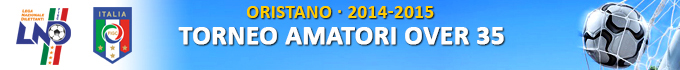 banner Torneo Amatori 2014-2015 FIGC