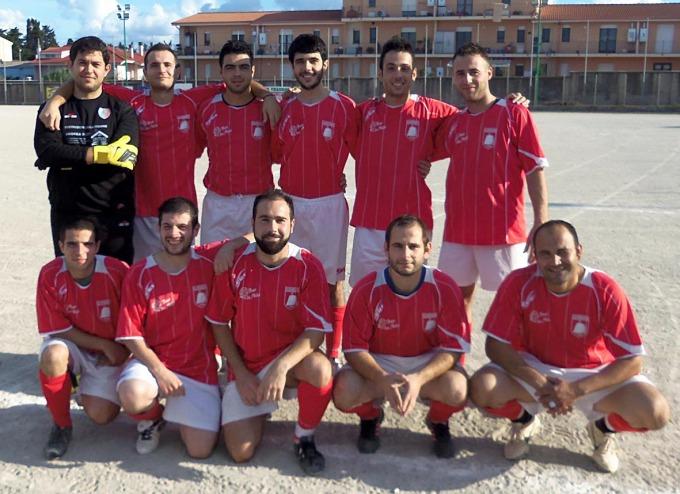 Aidomaggiorese Calcio 2013-2014