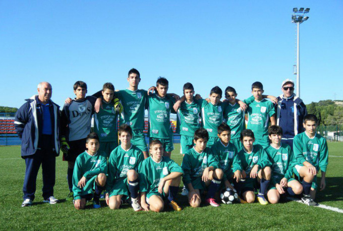 Atletico Narcao Giovanissimi - 2011-2012